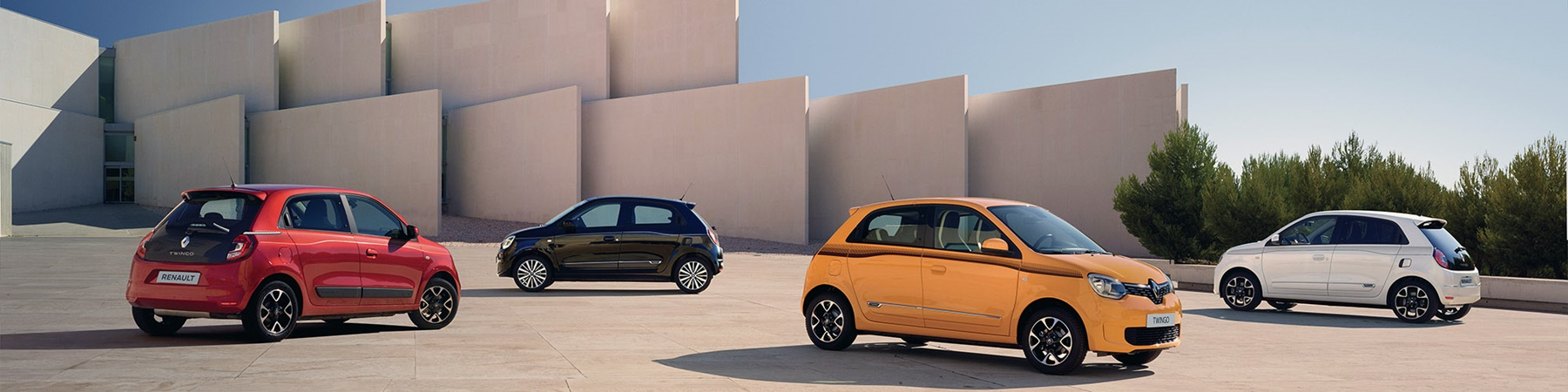 Renault Twingo 22kWh 0 km actieradius