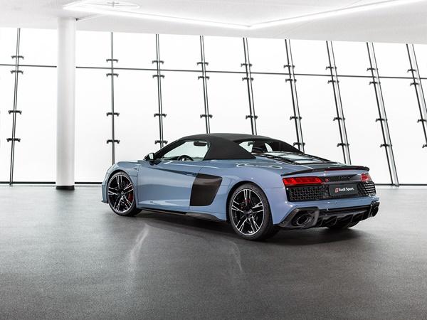 Audi R8 Spyder v10 397kW rwd s-tronic aut