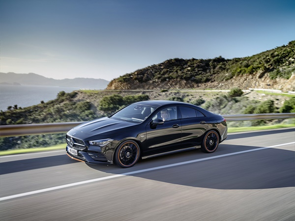 Mercedes CLA 35 amg 225kW 4matic speedshift 7g-dct aut