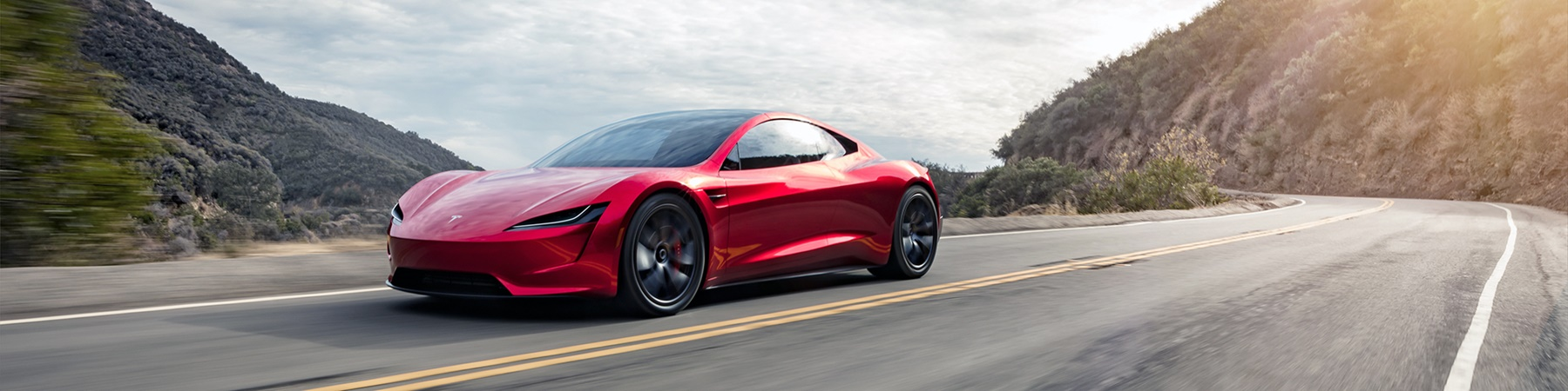 Tesla Roadster 200kWh 825 km actieradius