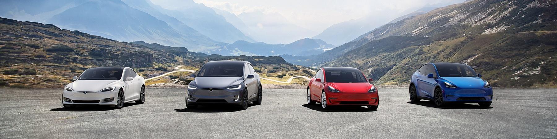 Tesla Model Y 75kWh 429 km actieradius