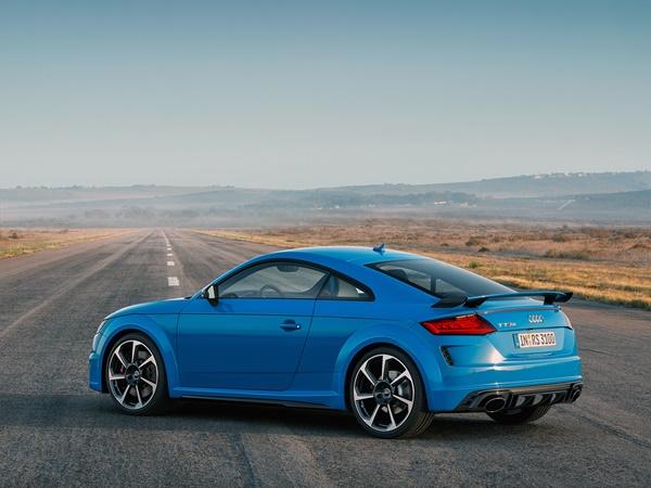 Audi TTRS coupe