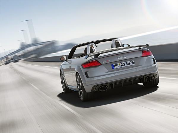 Audi TTRS cabrio 2.5tfsi ttrs quattro 294kW s-tronic aut