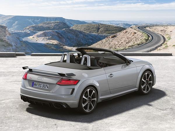 Audi TTRS cabrio