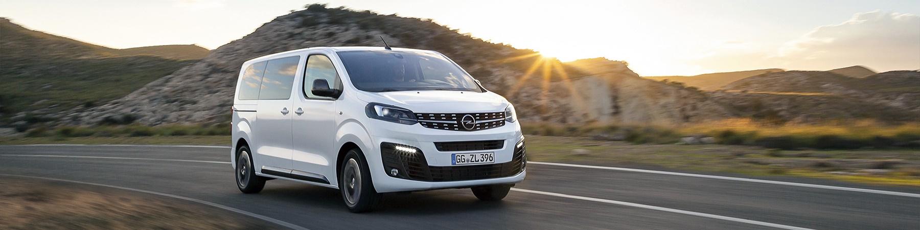 Opel Zafira Life 50kWh 196 km actieradius