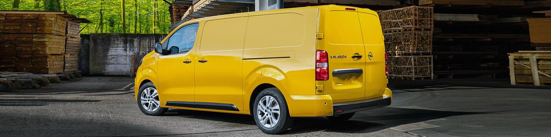 Opel Vivaro Combi 75kWh 280 km actieradius