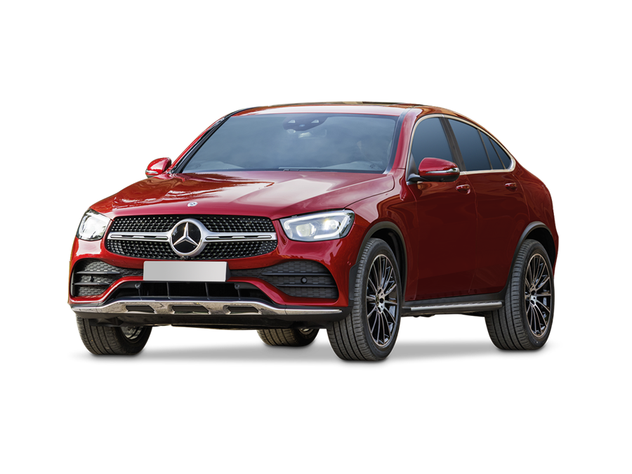GLC Coupe 5d