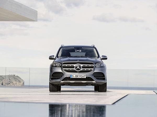 Mercedes GLS-klasse 63 mhev amg 4matic+ 466kW speedshift 9tct aut
