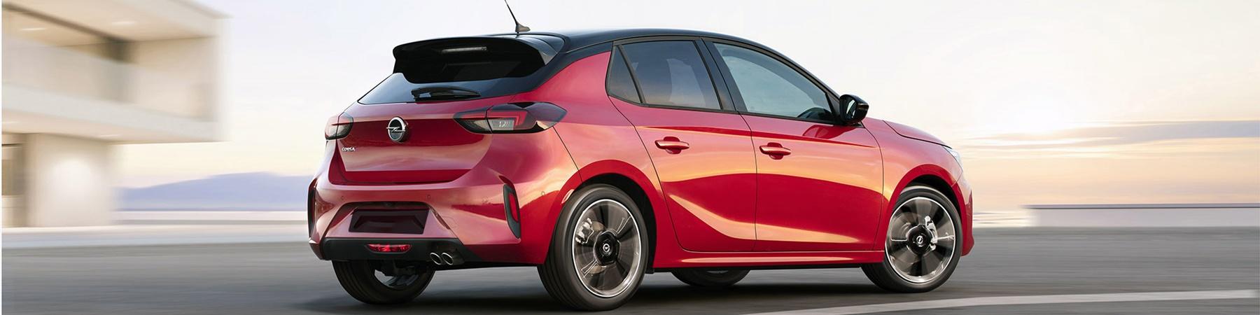 Opel Corsa 50kWh 281 km actieradius