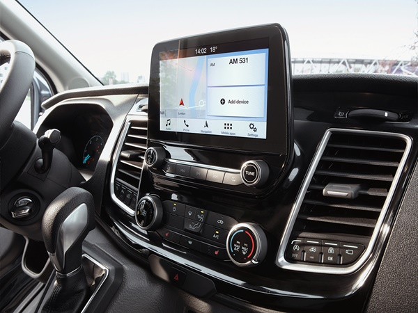 Ford Transit Kombi 2.0tdci l3h3 350 trend 77kW euro6.2