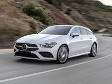 Mercedes-Benz CLA Shooting Brake 5d