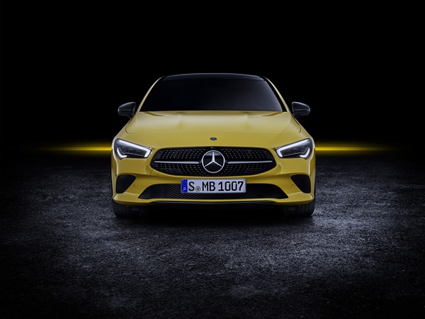 Mercedes CLA Shooting Brake 180 business solution 100kW 7g-dct aut