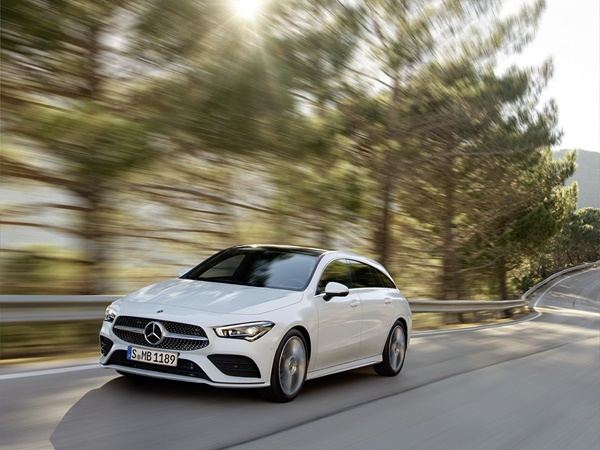 Mercedes CLA Shooting Brake 180 business solution amg 100kW 7g-dct aut