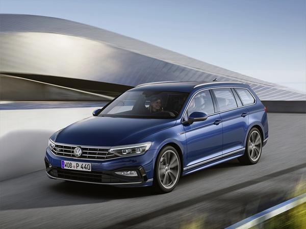 Volkswagen Passat variant 2.0tsi business+ r 140kW 7-dsg aut