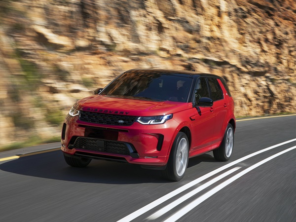 Land Rover Discovery Sport 2.0d 5p 110kW