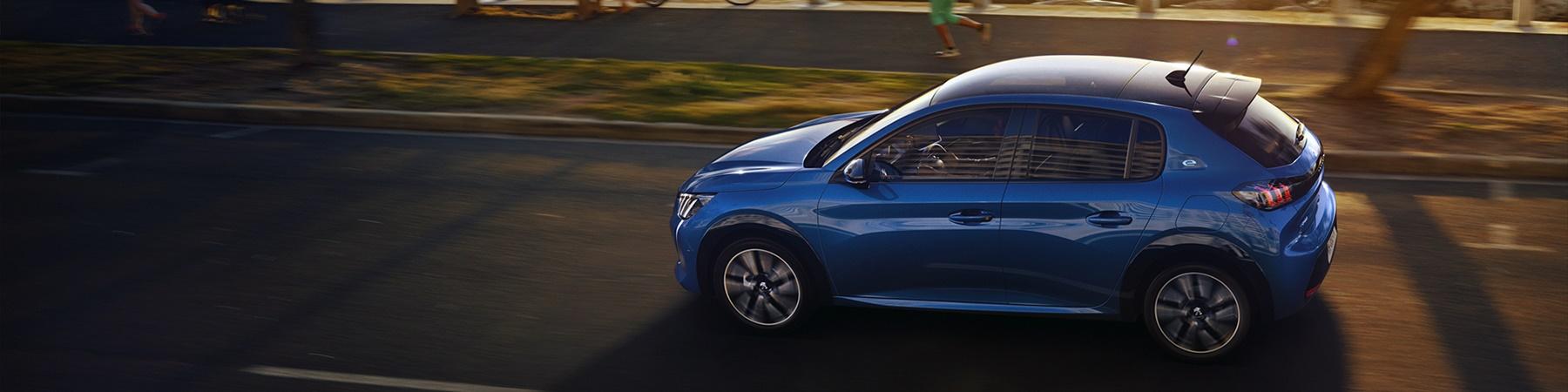 Peugeot 208 50kWh 289 km actieradius