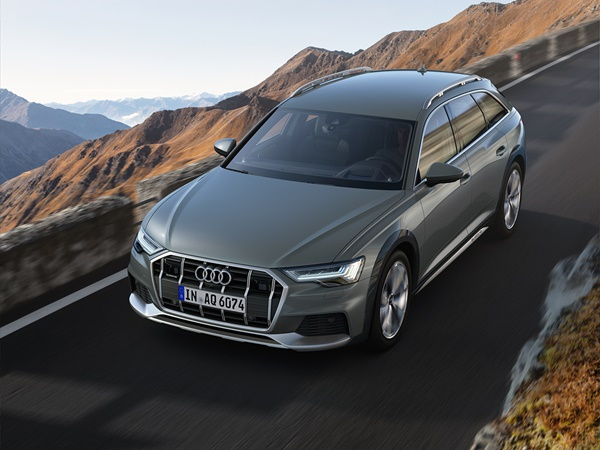 Audi A6 allroad 55tfsi mhev 250kW quattro s-tronic aut