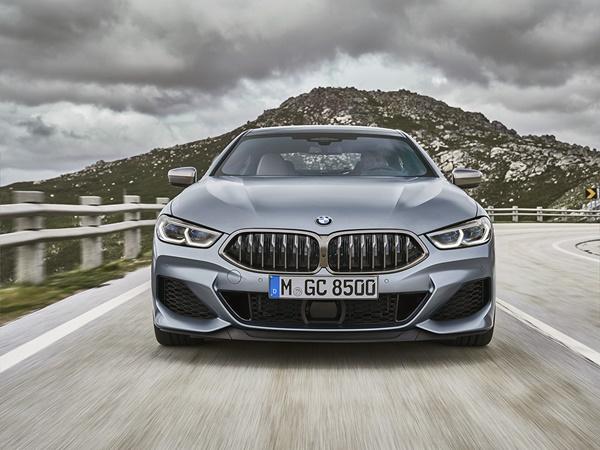 BMW 8-Gran Coupe 840d xdrive 235kW aut