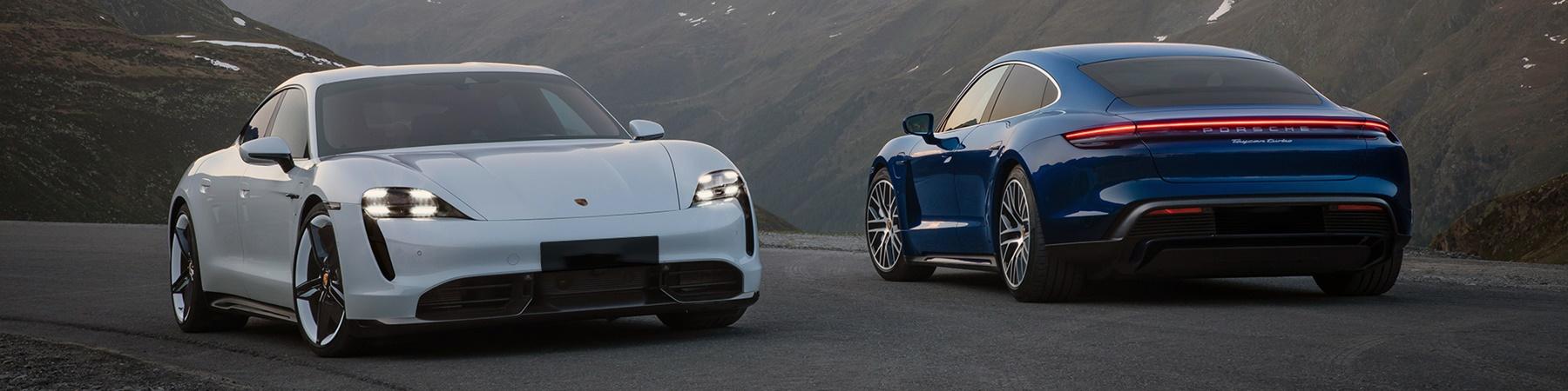 Porsche Taycan 90kWh 315 km actieradius
