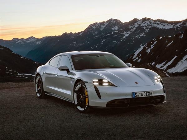 Porsche Taycan 71kWh ev 4s 320kW aut