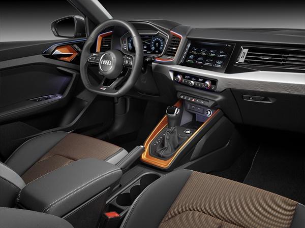 Audi A1 citycarver 35tfsi epic 110kW s-tronic aut