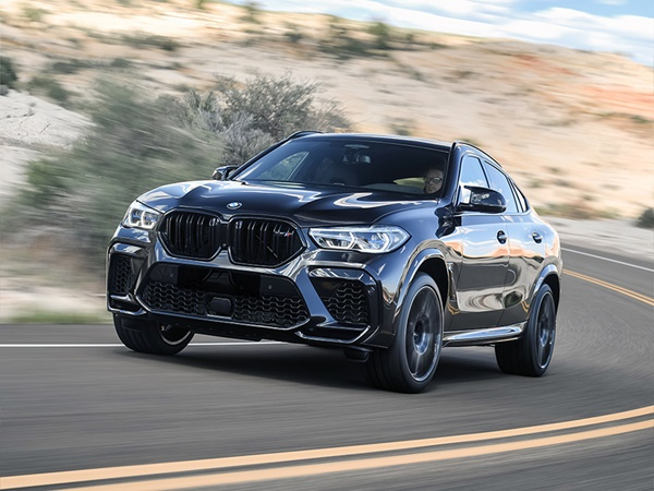 BMW X6 50i m executive 390kW aut