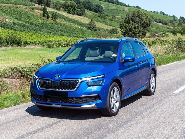 Skoda Kamiq 1.0tsi greentech business edition 85kW dsg-7 aut