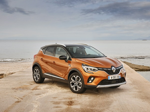 Renault Captur 1.0tce bi-fuel business zen 74kW
