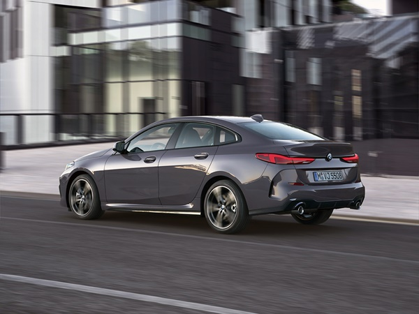 BMW 2-Gran Coupe 218i 103kW