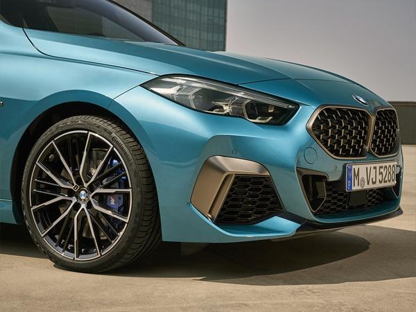 BMW 2-Gran Coupe 218i 103kW dct aut