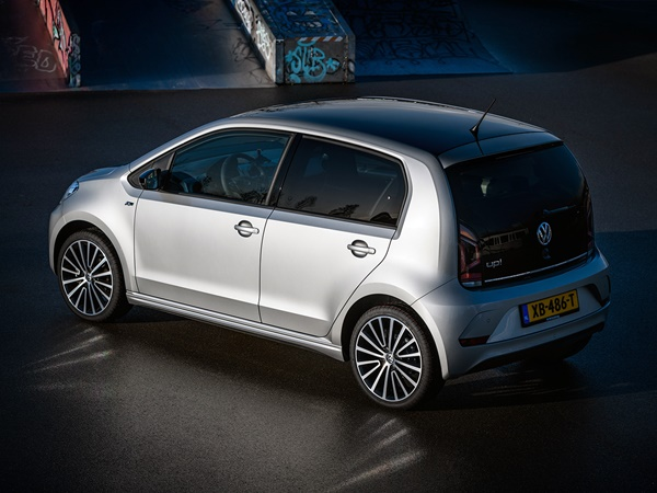 Volkswagen up! 1.0mpi beats 48kW