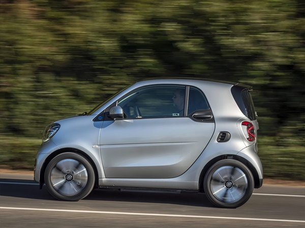Smart Fortwo EQ 17.6kWh ev electric drive comfort 60kW aut