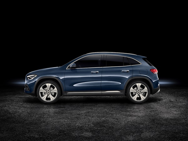 Mercedes GLA 180d business solution 85kW 8g-dct aut