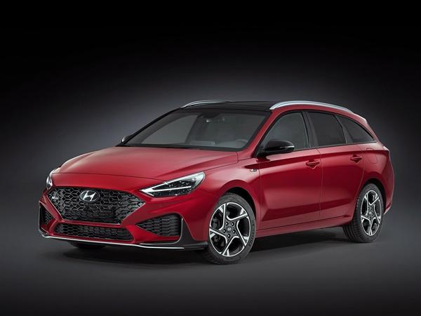 Hyundai i30 wagon 1.0tgdi mhev comfort 88kW