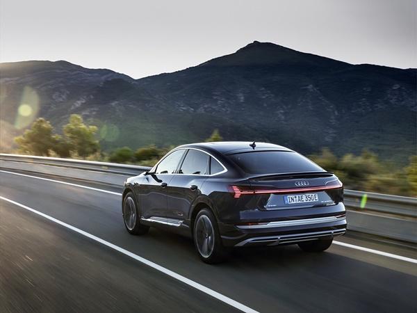 Audi E-tron sportback 95kWh ev 55 s edition quattro 300kW aut
