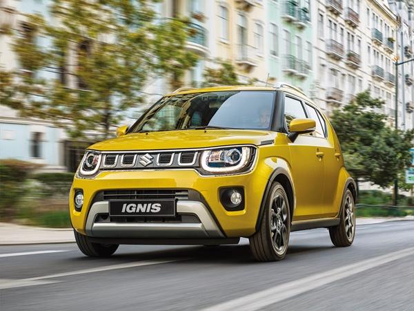 Suzuki Ignis 1.2 mhev style 61kW