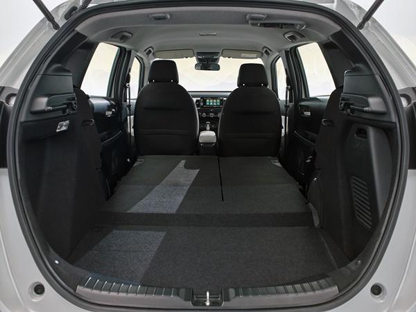 Honda Jazz 1.5 hev comfort 80kW cvt aut