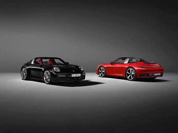Porsche 911 (992)  targa 3.0 4s 331kW