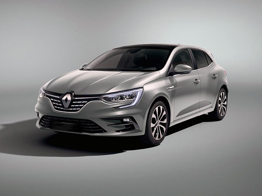 AutoDisk nieuws Renault Mégane