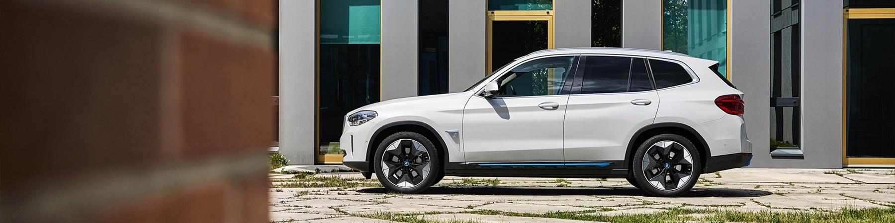 BMW iX3 80kWh 306 km actieradius