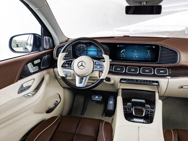 Mercedes Maybach GLS-klasse