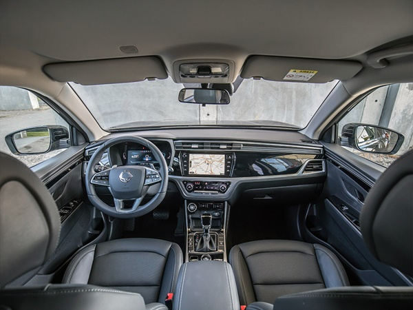 SsangYong Korando 1.6exdi quartz 100kW 4wd aut