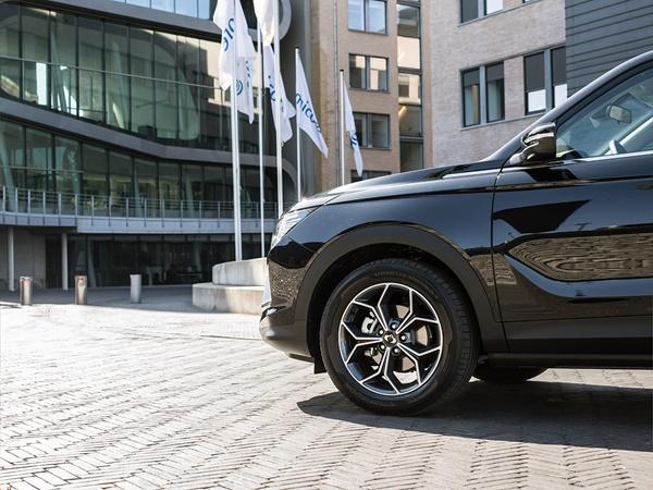 SsangYong Korando 1.6exdi amber 100kW 4wd aut