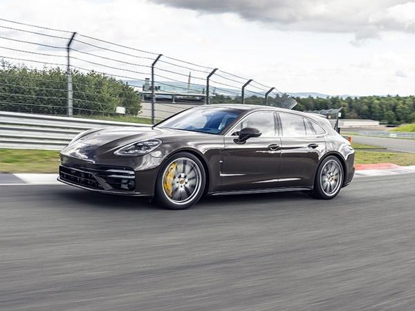 Porsche Panamera Sport Turismo 4 s 463kW pdk aut
