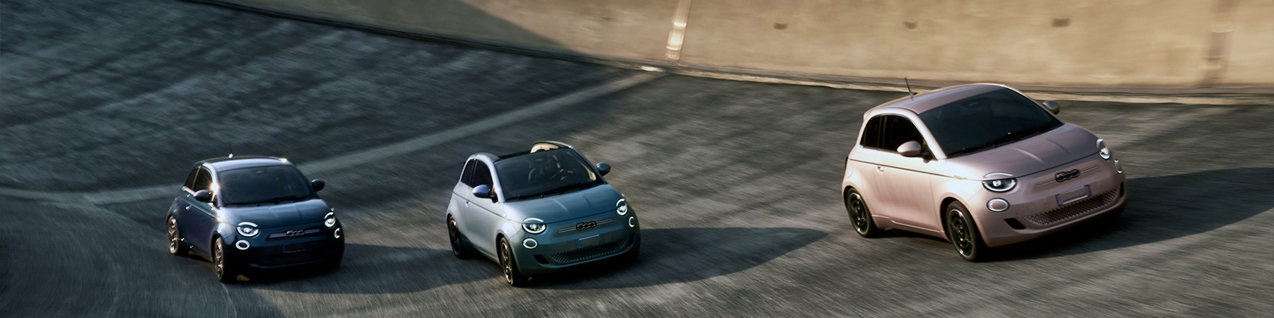 Fiat 500E 3+1 42kWh 266 km actieradius