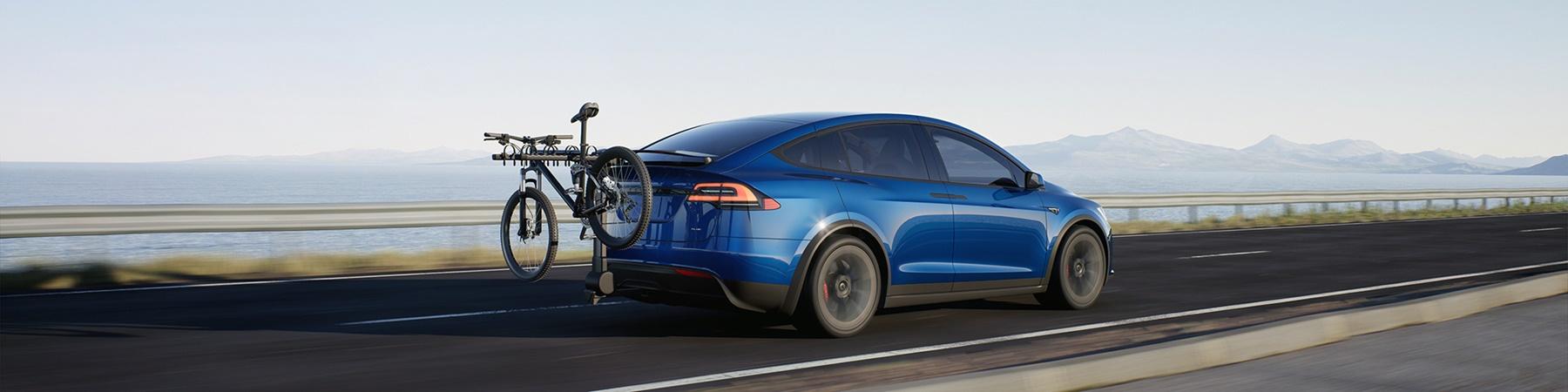 Tesla Model X 90kWh 493 km actieradius