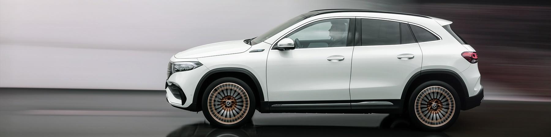 Mercedes EQA 66.5kWh 352 km actieradius