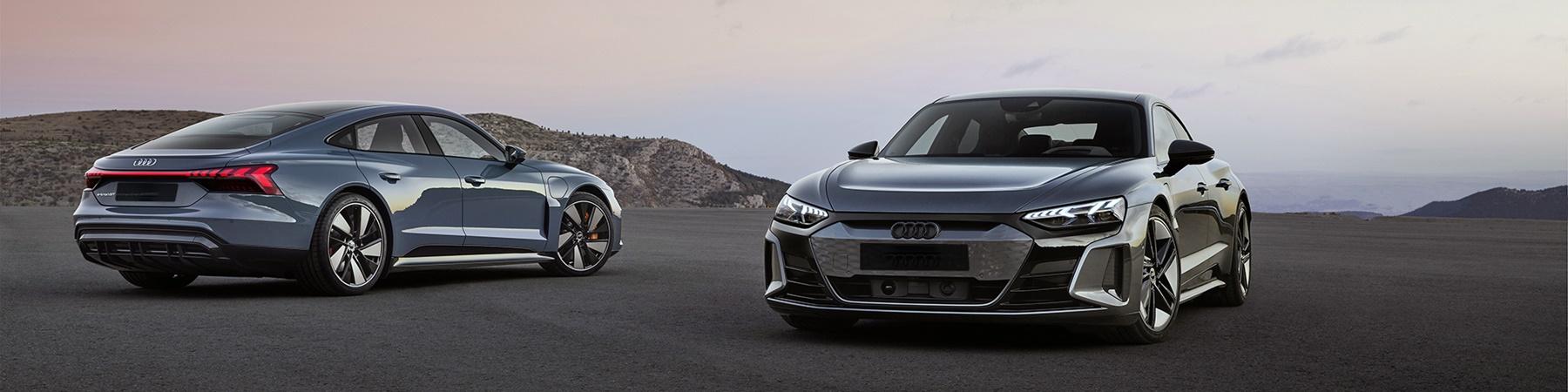 Audi E-tron GT 93kWh 407 km actieradius
