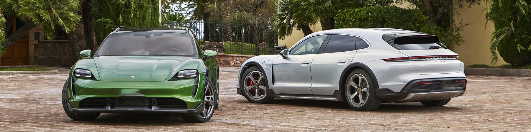 Porsche Taycan Cross Turismo 83.7kWh 331 km actieradius