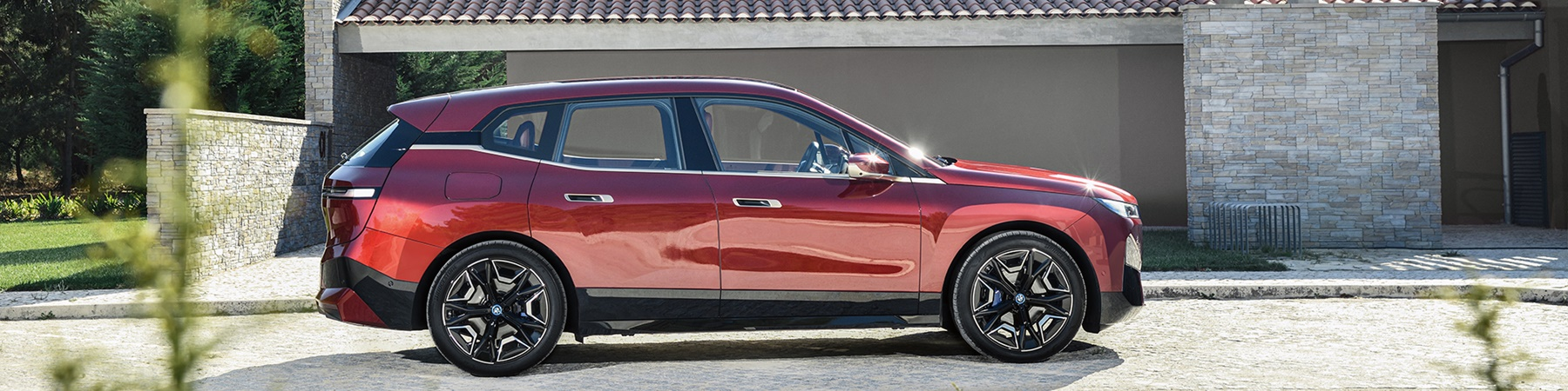 BMW iX 105kWh 524 km actieradius